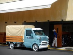 Custom Kei-Truck | 48PRODUCT | Flickr Mini 4x4, Kei Car, Microcar, Mini Trucks, Cute Cars, Top Cars, Japanese Cars, Small Cars, Pickup Trucks