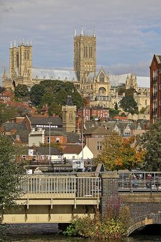 Bridges cathedral,Lincoln,UK