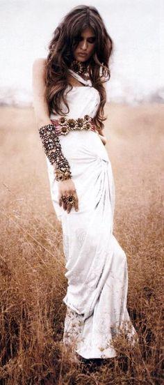 Bianca Balti, Bohemian Style.