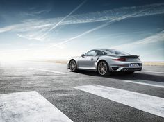 Porsche 911 Turbo & Turbo S Campaign and Catalogue by cquadrat photography, via Behance