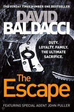 bol.com | The Escape, David Baldacci & David Baldacci | 9781447260165 | Boeken
