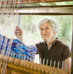Sylvia Heyden, tapestry artist
