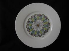 # 3  Mandala plate