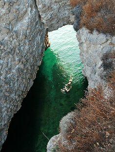 Papafragas | Milos Island, Greece