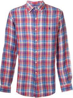 POLO RALPH LAUREN Plaid Shirt. #poloralphlauren #cloth #shirt