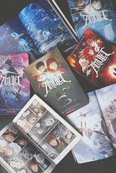 Amulet Book 9 Google Search Cool Nerd Book 1 Novels