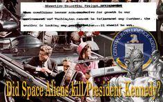 OVNI Hoje!…Teriam os alienígenas assassinado Kennedy? - OVNI Hoje!...