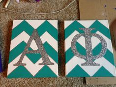 alpha phi letters