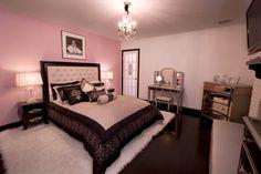 Sophisticated girls room