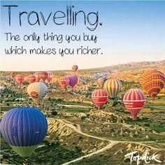 Instagram: @Topdeck Travel  @Pat Decker Travel