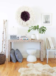 merging his and hers styles in the home with @crateandbarrel #cratewedding