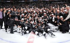 Kings' trip to the Stanley Cup wasn't a smooth one - Los Angeles Kings   News