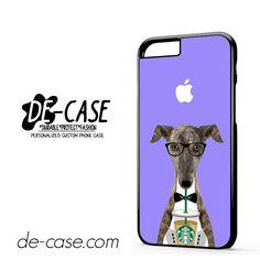 I Love Starbucks Dog 5 For Iphone 6 Iphone 6S Iphone 6 Plus Iphone 6S Plus Case Phone Case Gift Present YO