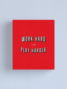 Netflix and Chill - Work Hard & Play Harder by 99designstudioCo on Etsy