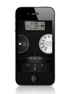 App Design: Mechanical Cam by Denis Barbeskumpe