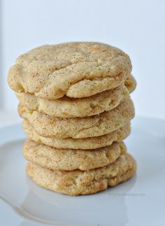 These are hands down the best Snickerdoodle cookies I've ever had. They are SO good. Thirty Handmade Days