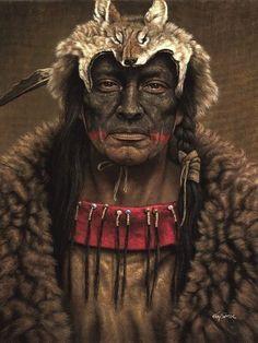 Coyote Rock, Native American