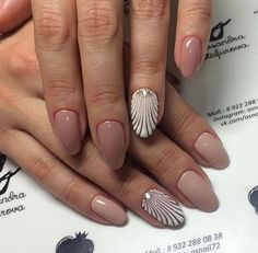 Hey there lovers of nail art! In this post we are going to share with you some Magnificent Nail Art Designs that are going to catch your eye and that you will want to copy for sure. Nail art is gaining more… Read Shellac Nails, Nude Nails, Nail Polish, Nail Nail, Hot Nails, Swag Nails, Nailart, Beach Nails, Mermaid Nails