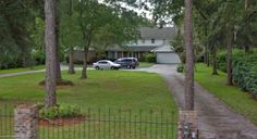 This was Allen's house on Julington Creek Road that they had just left.