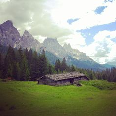 baita in trentino 2014. My holiday 2014