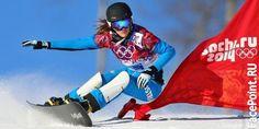 "Австрийская сноубордистка завоевала ""золото"" на Олимпиаде в Сочи"