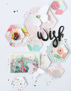 LAYOUT - WISH by EyoungLee at @studio_calico