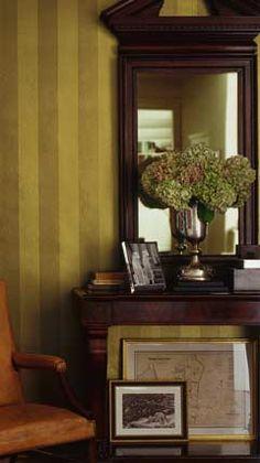 paint from Ralph Lauren's Regent Metallic line.