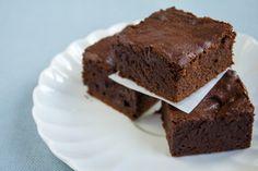 Les meilleurs brownies au chocolat