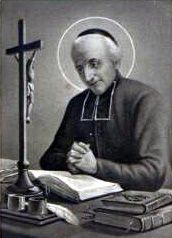 Saint Andrew Fournet, founder Daughters of the Cross of Saint Andrew, pray for us.  Feast day May 13.