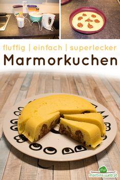 Der 2. Tag des neuen Jahres beginnt mit einem neuen Kuchenrezept auf meinem Blog. Tupperware, Mr Martin, Mexican, Ethnic Recipes, Food, Marble Cake, New Recipes, Easy Meals, Food Food