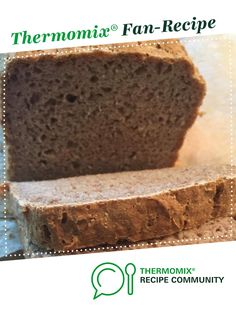 FODMAP friendly Gluten free bread by MChalmers. A Thermomix <sup>®</sup> recipe in the category Breads & rolls on www.recipecommunity.com.au, the Thermomix <sup>®</sup> Community.