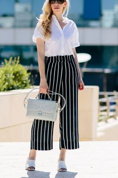 8 Slimming Summer Outfits That Are So Easy to Copy  via @PureWow