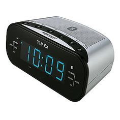 TIMEX® Bluetooth® Wireless Clock Radio