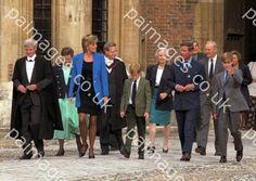 -1995-Charles & Diana & William & Harry