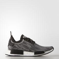 db76d00a6a1 adidas NMD Runner Primeknit Shoes - Black