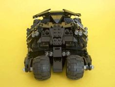 The Tumbler: A LEGO® creation by Fat Tony : MOCpages.com