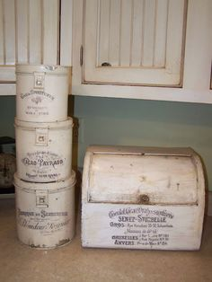 1000 images about vintage tins on pinterest vintage for French drain collection box