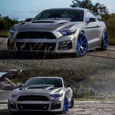 Ford Mustang Roush 2015