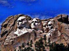Mt Rushmore ~ South Dakota