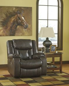 Carnell Rocker Recliner – Outfit My Home