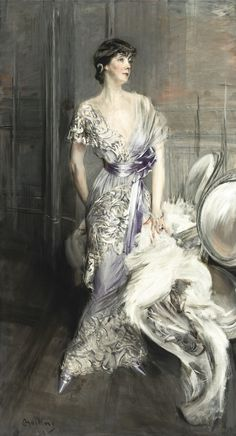 Giovanni Boldini 1842 - 1931 ITALIAN PORTRAIT OF CELIA TOBIN CLARK oil on canvas | sotheby's n09499lot8wv89en