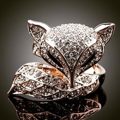 This little fox will be very happy if you could be his friends http://ift.tt/2n35L2x  10-20% off  another 10% discount code for 100 lucky customers. Check link in bio  #jewelry #jewelrygram #jewelrydesign #jewelryforsale #jewelrylover #jewelryshop #jewelryaddict #jewelrylove #jewelryporn #ring #necklace #bracelet #earrings #zirconia #zirconias #swarovski #swarovskicrystals #swarovskielements #beautiful #fashion #precioustreasure #fox #littlefox #cutefox