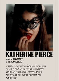 Vampire Diaries Poster, Vampire Diaries Wallpaper, Vampire Diaries Seasons, Vampire Diaries Funny, Vampire Diaries The Originals, Iconic Movie Posters, Iconic Movies, Iconic Characters, Poster Minimalista