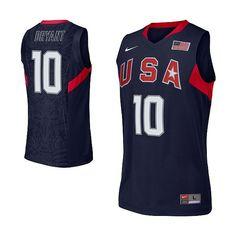 Kobe Bryant Camiseta Authentic Game Nike USA