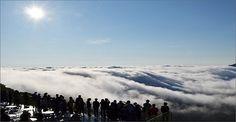 Unkai Terrace: a Hokkaido la terrazza sopra le nuvole