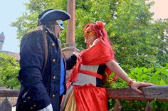 Nuame and Mortalis from Leodhrae http://www.aurorafilippi.com/  Photo by: Francesca Solari https://www.facebook.com/Francesca-Solari-Photography-454269394624161/ Location: Grazzano Visconti (Italy) #leodhrae #fantasy #costume #cosplay #book #novel #fairyland