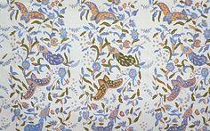 Batik Ciamis Motif Lepaan Kembang