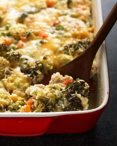 Casserole season is every season and today we're sharing our very best chicken casserole recipes! Best part? All of these dishes are both balanced and healthy made with real ingredients. Best Chicken Casserole, Chicken Enchilada Casserole, Rice Casserole, Casserole Recipes, Fall Recipes, Dinner Recipes, Healthy Recipes, Dinner Ideas, Sweet Potato Recipes Healthy