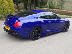 15 Best Bentley Continental GT Xclusive Body Kit images in 2018