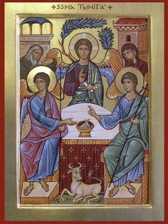 79 new photos · Album by Giuliano Melzi (IconeCristiane) Byzantine Icons, Byzantine Art, Religious Icons, Religious Art, Roman Church, Orthodox Icons, Sacred Art, Christian Art, Line Drawing